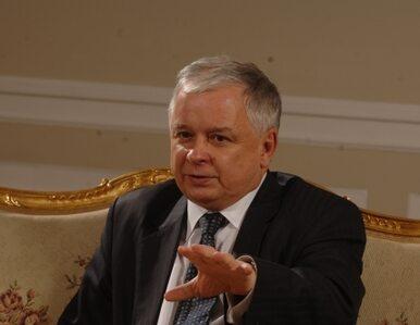 Kaczyński: UE to republika arystokratyczna
