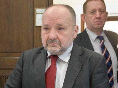 Maciej Łopiński członkiem rady nadzorczej PZU. To były poseł i sekretarz...