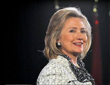Hillary Clinton wystartuje w wyborach prezydenckich