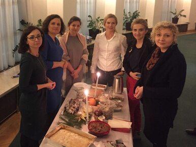 Sejmowa Wigilia. Protestujący posłowie spędzają święta na Wiejskiej