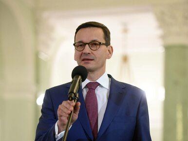 Mateusz Morawiecki o swoich przyszłych krokach: Rechrystianizacja...