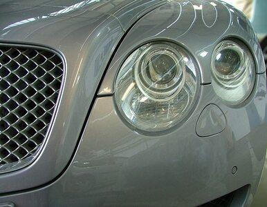 Rzecznik Kościoła: Bentley? Bardzo dobry samochód