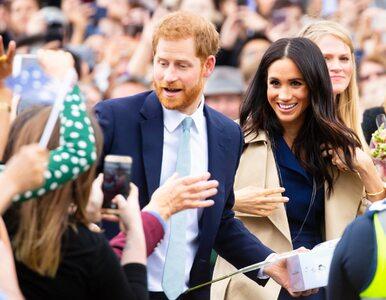Królowa utrudni życie zawodowe Harry'ego i Meghan. Chodzi o nazwę firmy