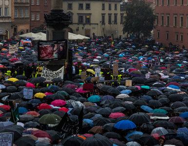 """Czarna Środa. Kobiety znów wyjdą na ulice. """"Mówimy dziś do Ciebie, Polsko"""""""