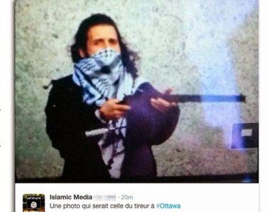 Kanadyjskie władze: Zamachowiec z Ottawy działał sam