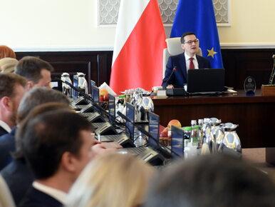 Premier Morawiecki zapowiedział przegląd rządu łącznie z wiceministrami....