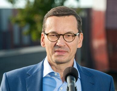 """Okrzyki """"dojna zmiana"""" na spotkaniu z Morawieckim. Premier odpowiedział"""