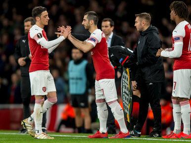 Gwiazda Arsenalu nie zagra w finale Ligi Europy. Z powodu narodowości