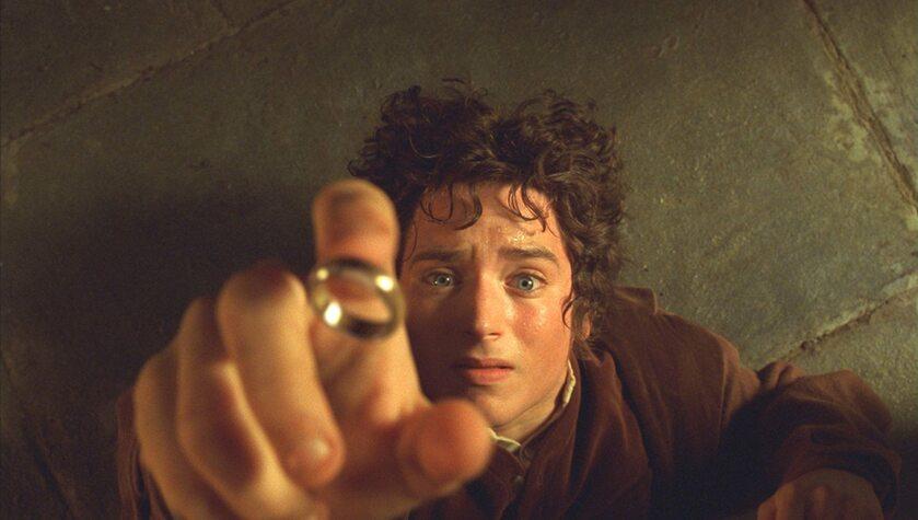 Elijah Wood w roli Frodo
