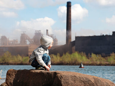 """17 mln dzieci oddycha toksycznym powietrzem. """"Ich mózgi będą..."""