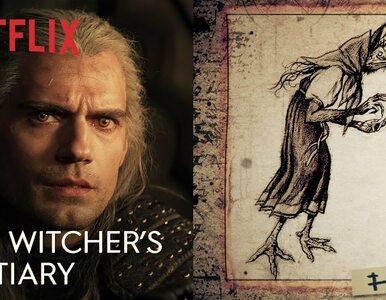 Netflix stworzył wiedźmiński bestiariusz. To jeden z najciekawszych...