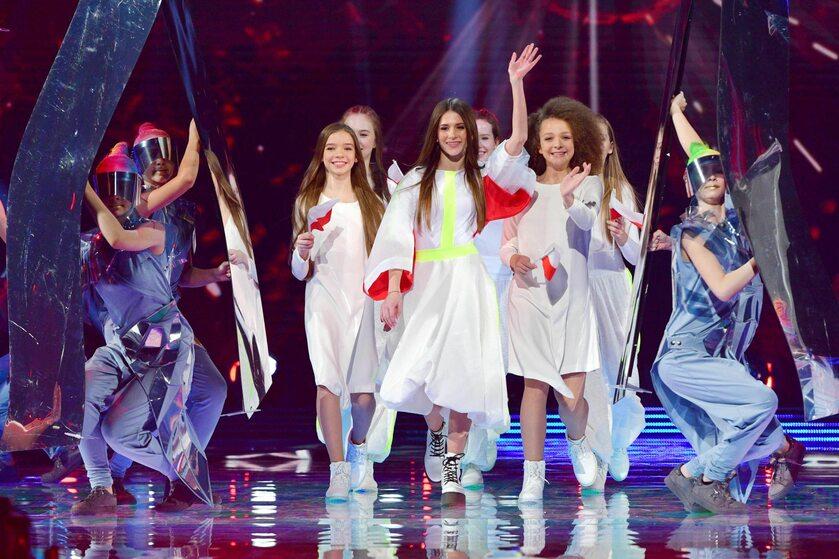 Roksana Węgiel na Eurowizji Junior 2018