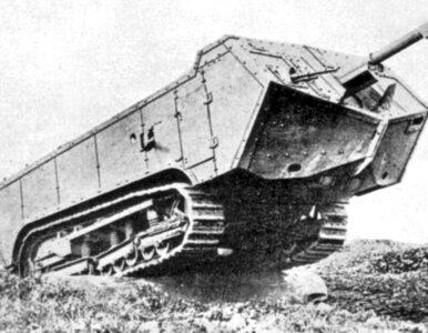 """Przez wielu uważane za podstawę armii. Zobacz czołgi z czasów """"wielkiej..."""