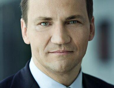 """Sikorski przywołuje słowa Lecha Kaczyńskiego: """"Europa nie składa się z..."""