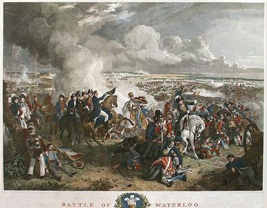 Ostatnia bitwa Napoleona. Dziś mijają 204 lata od bitwy pod Waterloo