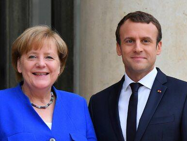 Niecodzienna wizyta polityków. Po szczycie UE Merkel i Macron poszli na...