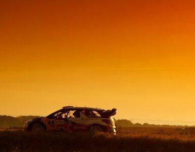 Loeb po raz dziewiąty mistrzem świata
