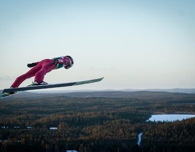 Skoki narciarskie. Stoch ponownie na podium!