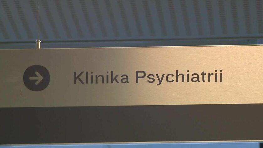 Oddział psychiatrii