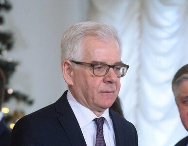 Szef polskiego MSZ w Berlinie: Problem artykułu 7. TUE to balast dla...