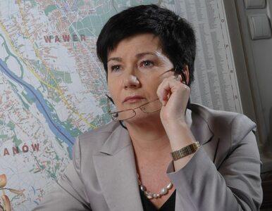 Tusk obwodnicą chce ratować Gronkiewicz-Waltz