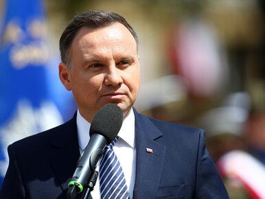 Prezydent Andrzej Duda jedzie z wizytą na Ukrainę