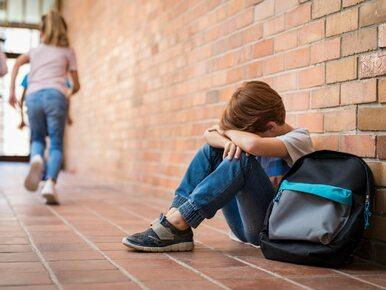 """Spirala przemocy w szkołach. """"Wprost"""": Jak pomóc dziecku, do kogo się..."""