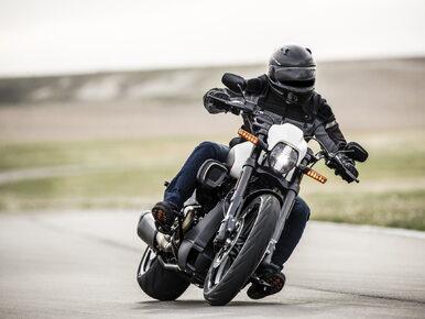 Harley-Davidson nie zwalnia tempa