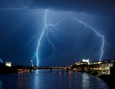 Poziom Dunaju niebezpiecznie się obniża