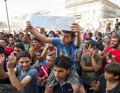 Starcia przed dworcem Keleti. Uchodźcy ruszyli piechotą do Wiednia