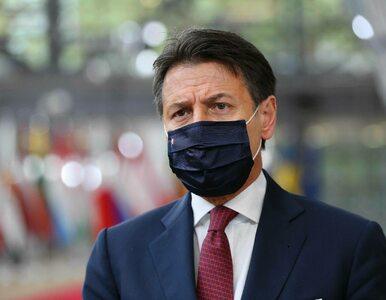 """Koronawirus. Włochy wprowadzają nowe obostrzenia. """"Sytuacja jest krytyczna"""""""