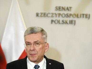Kaczyński premierem? Karczewski o planach rządu