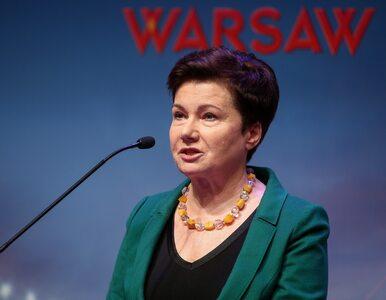 """Prezydent Warszawy komentuje decyzję Komisji Weryfikacyjnej: """"Nie miałam..."""