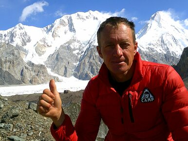 """Urubko wyznał, dlaczego nie udało mu się zdobyć szczytu K2. """"Dopadła..."""