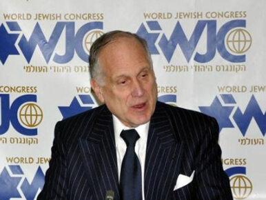 """Światowy Kongres Żydów potępia """"przerażającą ignorancję"""" Morawieckiego...."""
