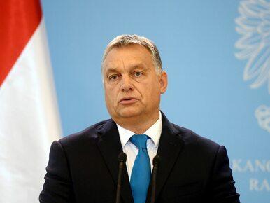 Viktor Orban: Grozi nam niebezpieczeństwo z Zachodu