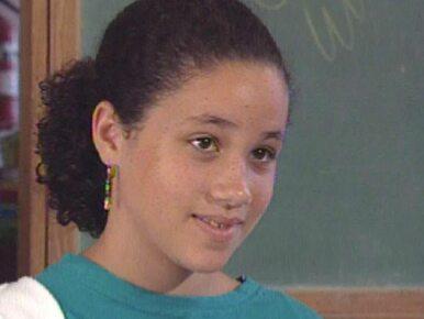 """Internet """"odkurzył"""" pierwszy telewizyjny występ 12-letniej Meghan..."""