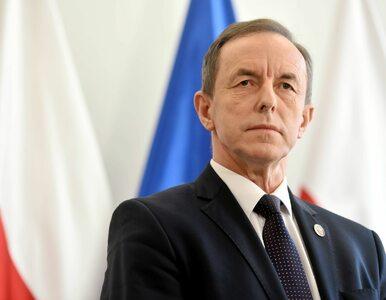 """Senatorowie opozycji bronią Grodzkiego. """"Potępiamy kłamliwą nagonkę"""""""