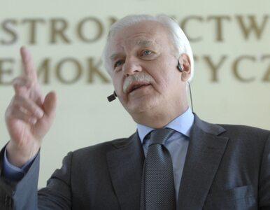 """Olechowski proponuje """"kontrakt dla Polski"""". Powalczy o gospodarkę i..."""