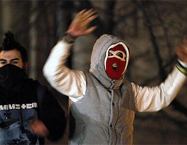 Rumunia: kibole zamienili demonstrację w zamieszki