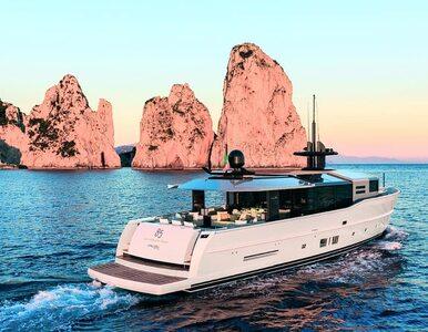 Ten jacht to luksus w czystej postaci. Jego cena zwala z nóg
