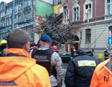 Pomoc dla poszkodowanych w wybuchu w kamienicy w Katowicach