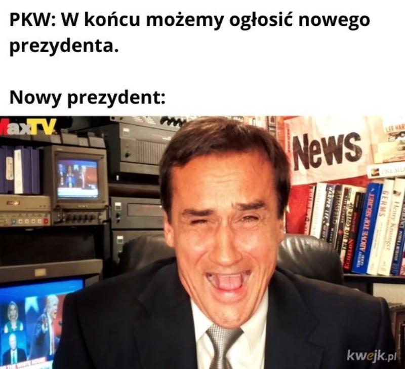 Wybory prezydenckie 2020. Internauci tworzą memy