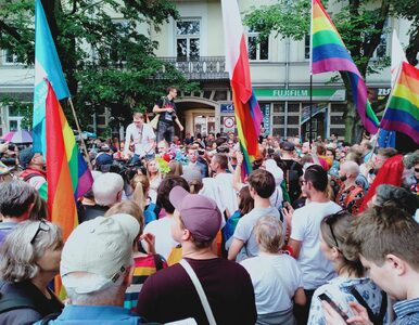 Pierwszy w historii Marsz Równości w Płocku. Pojawili się kontrmanifestanci