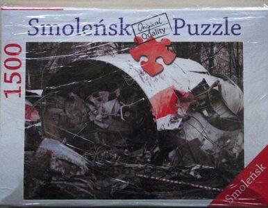 Katastrofa smoleńska na… puzzlach