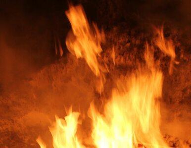 Tragiczny pożar na Podkarpaciu. Dwoje dzieci nie żyje