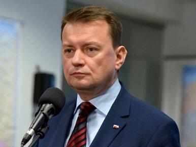 Pilna narada w MSWiA po wypadku Beaty Szydło