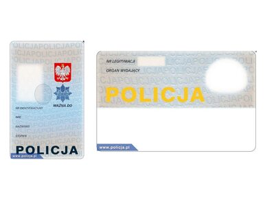 Policja zmieniła legitymacje służbowe. Sprawdź, jak teraz wyglądają