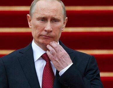 """Putin zaczyna prezydenturę dekretem. """"Bronić rosyjskiego podejścia ws...."""