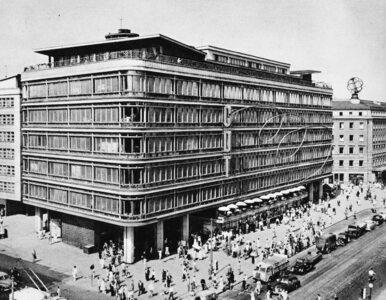 Napad na Centralny Dom Towarowy w Warszawie. Po 55 latach ujawnił się...